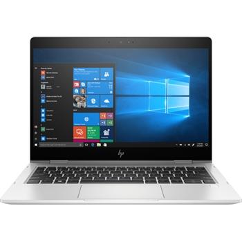 """HP EliteBook x360 830 G6 Argento Ibrido (2 in 1) 33,8 cm (13.3"""") 1920 x 1080 Pixel Touch screen Intel® Core™ i7 di ottava generazione 8 GB DDR4-SDRAM 512 GB SSD Wi-Fi 6 (802.11ax) Windows 10 Pro"""