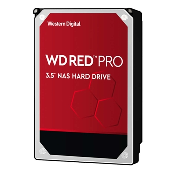 WD 12TB RED PRO 256MB CMR 3.5IN SATA 6GB/S 7200RPM