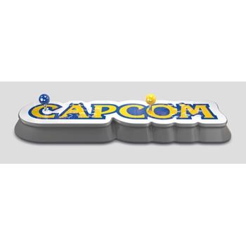 Koch Media Capcom Home Arcade Blu, Grigio, Bianco, Giallo Wi-Fi