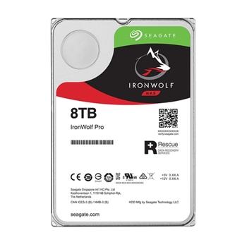 "Seagate IronWolf Pro ST8000NE001 disco rigido interno 3.5"" 8000 GB Serial ATA III"