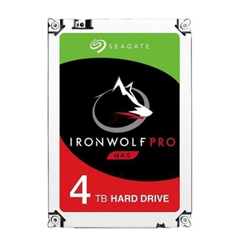 "Seagate IronWolf Pro ST4000NE001 disco rigido interno 3.5"" 4000 GB Serial ATA III"