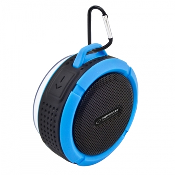 Esperanza EP125KB altoparlante portatile Nero, Blu 3 W