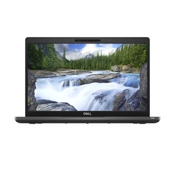 """DELL Latitude 5400 Nero Computer portatile 35,6 cm (14"""") 1920 x 1080 Pixel Intel® Core™ i5 di ottava generazione 8 GB DDR4-SDRAM 256 GB SSD Wi-Fi 5 (802.11ac) Windows 10 Pro"""