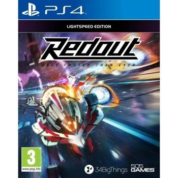 Digital Bros Redout Lightspeed Edition, PS4 videogioco PlayStation 4 Basic Inglese
