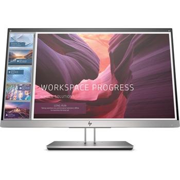 "HP EliteDisplay E223d 54,6 cm (21.5"") 1920 x 1080 Pixel Full HD LED Nero, Argento"