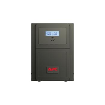 APC Easy UPS SMV gruppo di continuità (UPS) A linea interattiva 750 VA 525 W 6 presa(e) AC
