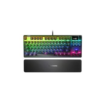 Steelseries APEX PRO TKL tastiera USB QWERTY Inglese US Grigio
