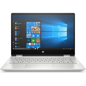 "HP Pavilion x360 14-dh0040nl Argento Ibrido (2 in 1) 35,6 cm (14"") 1920 x 1080 Pixel Touch screen Intel® Core™ i3 di ottava generazione 8 GB DDR4-SDRAM 256 GB SSD Wi-Fi 5 (802.11ac) Windows 10 Home"