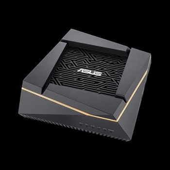ASUS AiMesh AX6100 router wireless Banda tripla (2.4 GHz/5 GHz/5 GHz) Gigabit Ethernet Nero