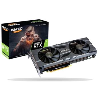 VGA Inno3D GeForce® RTX 2070 Super 8GB Twin X2 OC