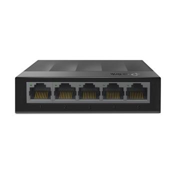 TP-LINK TPLINK HUB SWITCH DESKTOP LITEWAVE 5 PORTE 10/100/1000 LS1005G