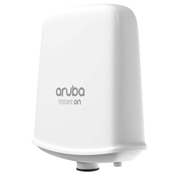 Aruba, a Hewlett Packard Enterprise company Instant On AP17 Outdoor 867 Mbit/s Bianco Supporto Power over Ethernet (PoE)
