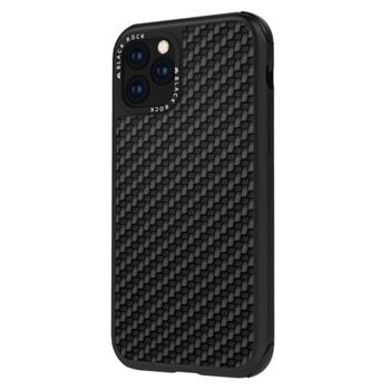 Hama Robust Real Carbon custodia per cellulare Cover Nero