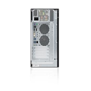 Fujitsu ESPRIMO P958 Intel® Core™ i5 di nona generazione i5-9500 8 GB DDR4-SDRAM 256 GB SSD Midi Tower Nero, Rosso PC Windows 10 Pro