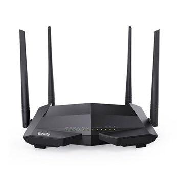 Tenda V1200 router wireless Fast Ethernet Dual-band (2.4 GHz/5 GHz) Nero