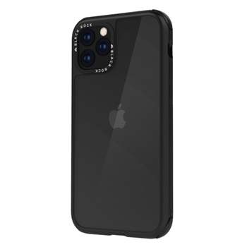 Hama Robust Transparent custodia per cellulare Cover Nero