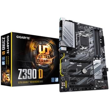 Gigabyte Z390 D scheda madre LGA 1151 (Presa H4) ATX Intel Z390 Express