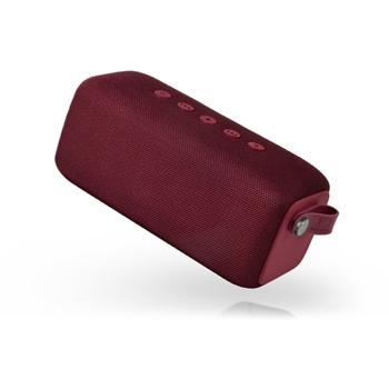 Fresh 'n Rebel Rockbox Bold M Altoparlante portatile mono Rosso 16 W