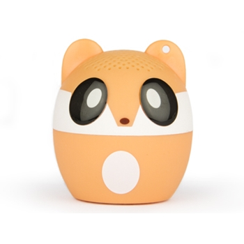 Hamlet XBTPET-FOX altoparlante portatile Altoparlante portatile mono Nero, Arancione, Bianco 4 W