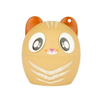Hamlet XBTPET-CAT altoparlante portatile Altoparlante portatile mono Nero, Arancione, Bianco 4 W