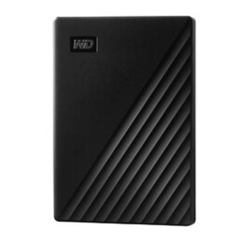 WD My Passport 1TB portable HDD USB 3.0 USB 2.0 compatible Black Retail