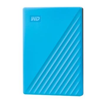 WD MY PASSPORT 2TB BLUE 2.5IN USB 3.0 IN