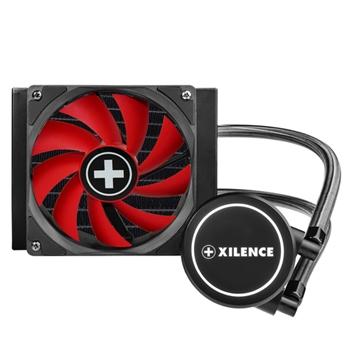 Xilence LQ120 ventola per PC Processore Refrigeratore 12 cm Nero
