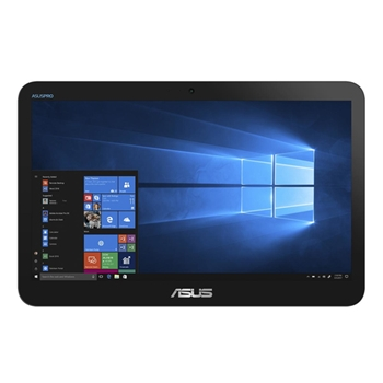 "ASUS A41GAT-BD060T 39,6 cm (15.6"") 1366 x 768 Pixel Touch screen Intel® Celeron® 4 GB DDR4-SDRAM 256 GB SSD Nero PC All-in-one Windows 10"