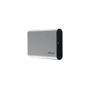 PNY Elite 480 GB Argento