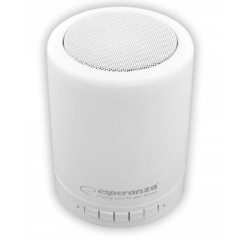 Esperanza EP131 altoparlante portatile Bianco 3 W