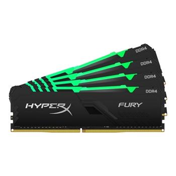 HyperX FURY HX432C16FB3AK4/64 memoria 64 GB 4 x 16 GB DDR4 3200 MHz