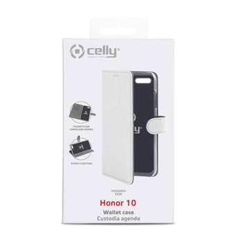 """Celly WALLY custodia per cellulare 14,8 cm (5.84"""") Custodia a libro Bianco"""