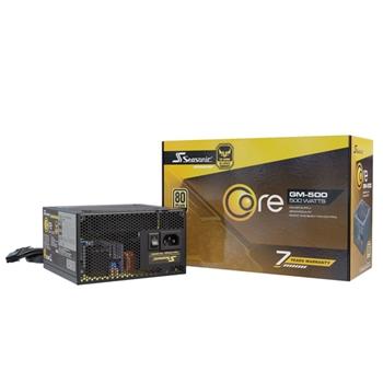 PC- Netzteil Seasonic Core-GM-500 500W