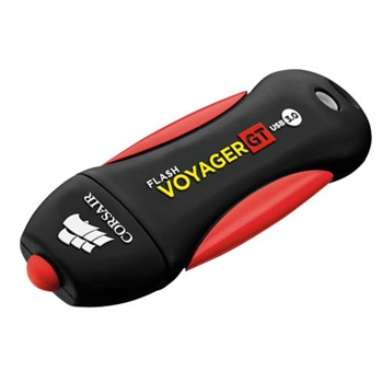 CORSAIR Voyager GT USB3.0 32GB read 390MBs write 80MBs Plug and Play