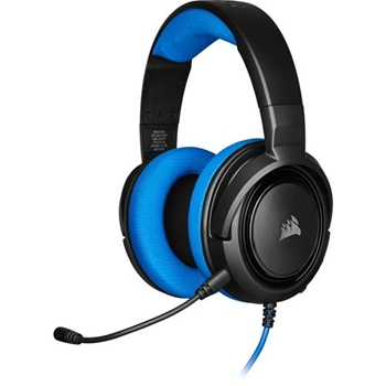 Headset Corsair Gaming HS35 Stereo Blue