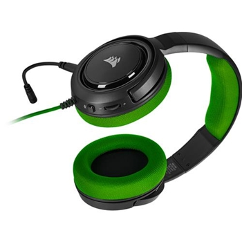 Headset Corsair Gaming HS35 Stereo Green