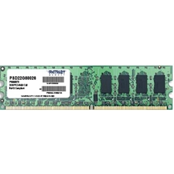PATRIOT 2GB DDR2 PC2-6400 800MHz Signature