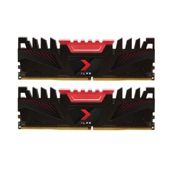 PNY XLR8 memoria 16 GB 2 x 8 GB DDR4 2666 MHz