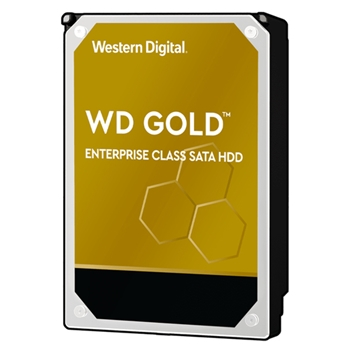 WD 10TB GOLD 256 MB 3.5IN SATA 6GB/S 7200RPM