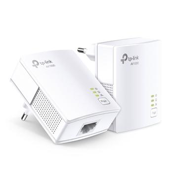 TP-LINK TL-PA7017 KIT 1000 Mbit/s Collegamento ethernet LAN Bianco 2 pz