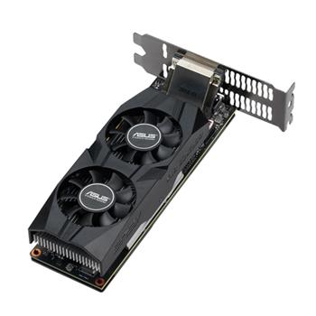 VGA Asus GeForce® GTX 1650 4GB LP OC BRK