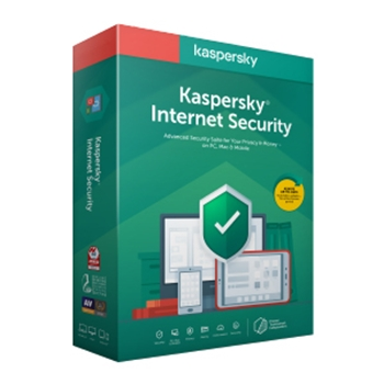 KASPERSKY INTERNET SECURITY 2020 1 PC
