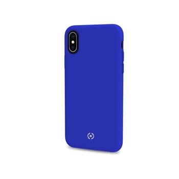 """Celly Feeling custodia per cellulare 16,5 cm (6.5"""") Cover Blu"""
