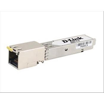 D-LINK SFP 10/100/1000 BASE-T COPPER