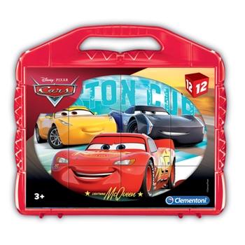 CLEMENTONI CUBI 12 - CARS 3