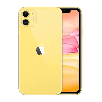 "Apple iPhone 11 15,5 cm (6.1"") 256 GB Doppia SIM 4G Giallo iOS 13"