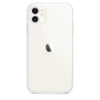"Apple MWVG2ZM/A custodia per cellulare 15,5 cm (6.1"") Cover Trasparente"