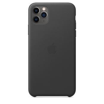 """Apple MX0E2ZM/A custodia per cellulare 16,5 cm (6.5"""") Cover Nero"""