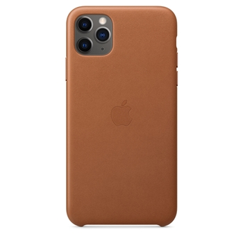 APPLE iPhone 11 Pro Max Leath.Case Brown (P)