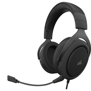 CORSAIR HS50 PRO STEREO Gaming Headset Carbon EU Version